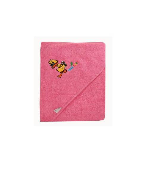 Полотенце Tega 80x80 В Кульке BALBINKA розовое