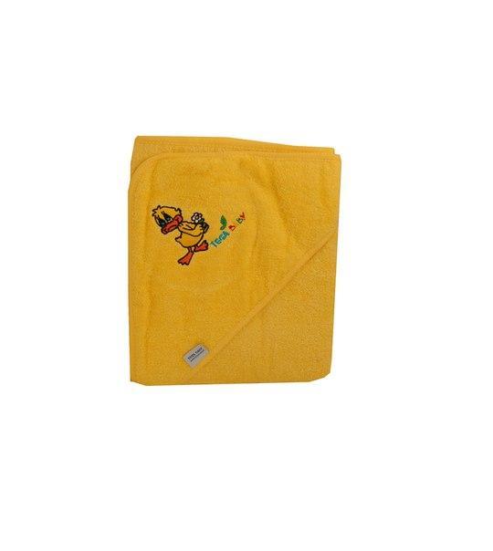 Полотенце Tega 80x80 В Кульке BALBINKA желтое
