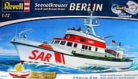Сборная модель Revell Тяжелый крейсер DGzRS Berlin. 25 years DGzRS & Revell (5211)
