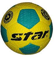 Мяч футзальный №4 Star Outdoor вспененная резина