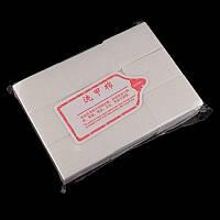 Безворсовые салфетки плотные - 900шт