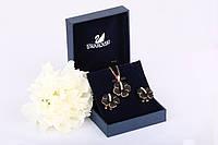 Комплект украшений Black Orchid Swarovski