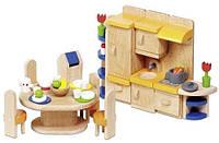 Набор для кукол Goki Мебель для кухни (51747G)