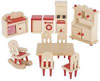 Набор для кукол Goki Мебель для кухни (51951G)