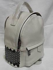 Стильный рюкзак из натуральной кожи.Женский кожаный рюкзак.