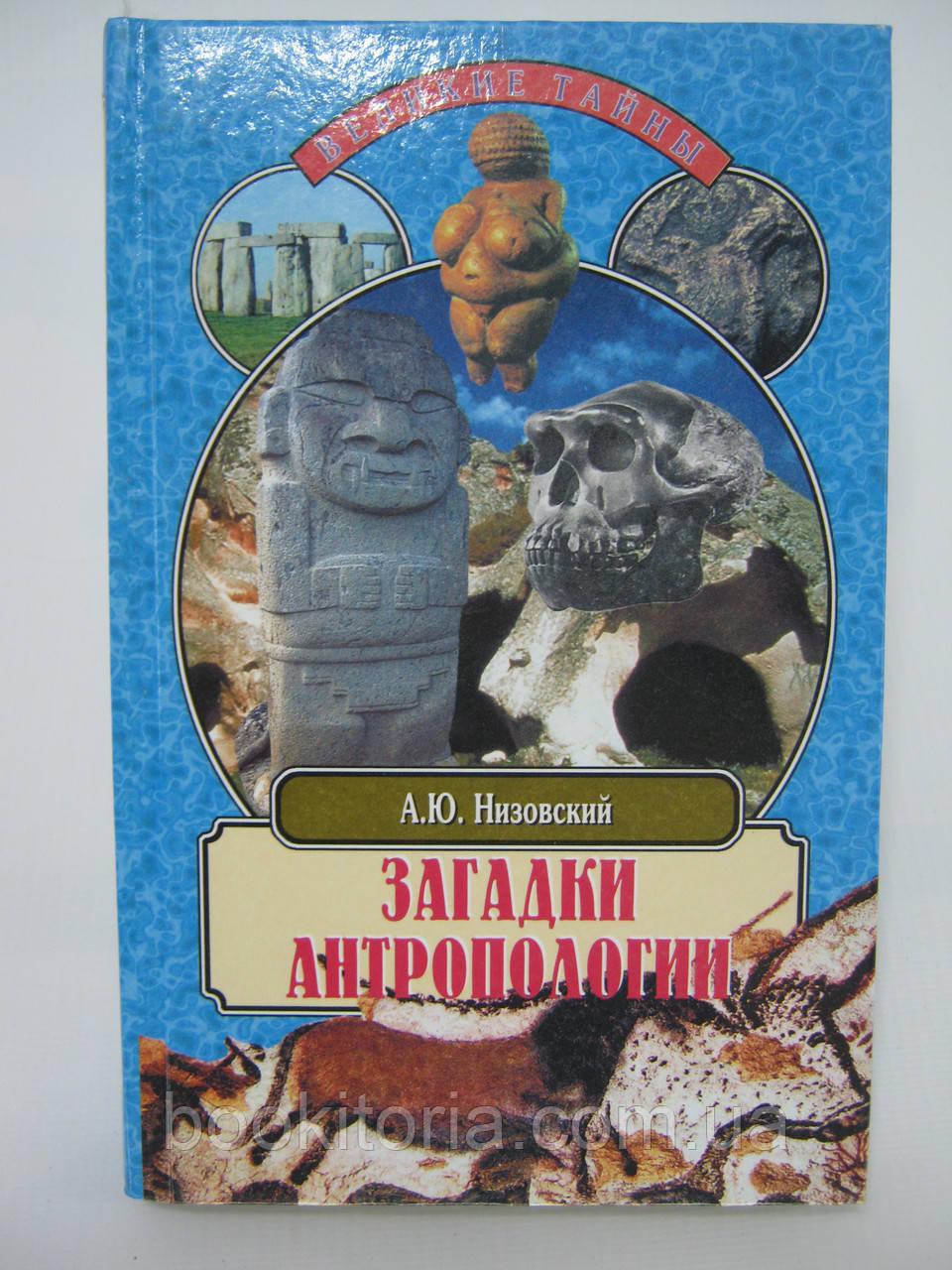 Низовский А.Ю. Загадки антропологии (б/у).