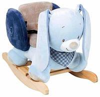 Кресло-качалка Nattou кролик Бибу (321266)