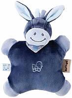 Мягкая игрушка Nattou Подушка ослик Алекс 24 см (321099)
