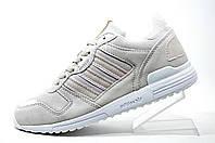 Женские кроссовки Adidas ZX 700 WV, замшевые (Бежевый)