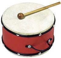 Музыкальный инструмент Goki Барабан с деревяной ручкой (UC018G)