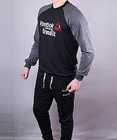 Спортивный костюм REEBOK CROSSFIT 1212 черный антрацит