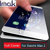 Защитное стекло IMAK для Xiaomi Mi Max 2, белое