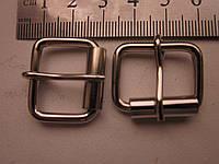 Пряжка 3 х 20 х 15 мм никель