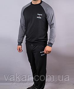 Спортивный костюм REEBOK CROSSFIT LITTLE черный антрацит  продажа ... 6027184d470aa