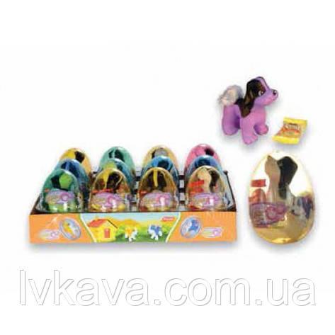Яйцо-игрушка Prestige Eggs Puppy Club  6g X 12 шт, фото 2