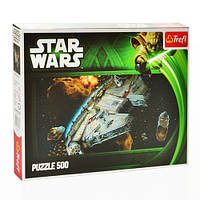 Пазлы детские «Lucasfilm. Звездные войны» 37186 Trefl, 500 деталей