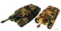 Комплект танков на радиоуправлении Huan Qi 'Танковый бой' 1:24 (HQ-558)