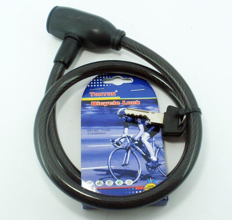 АРДИС Замок велосипедный TY420 10х800 мм