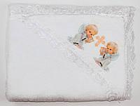 Полотенце для крещения с уголком, Крыжма. Размер 0,70*0,95 м, Борисполь, фото 1