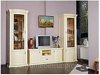 """Мебель в гостинную  """"Платина""""."""
