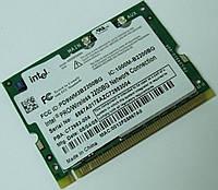 Wi-Fi ноутбука Intel 802.11 b/g Intel Pro 2200BG Mini-PCI 54Mbps
