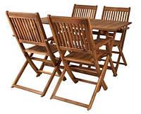 Садовая мебель стол +лавки Польша