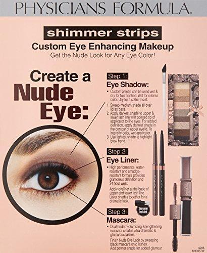 Набор для макияжа глаз Physicians Formula In The Nude