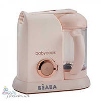 Пароварка-блендер Beaba Babycook 4 в 1 Pink