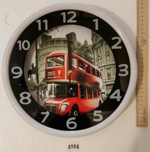 Часы настенные 878-Q, фото 1