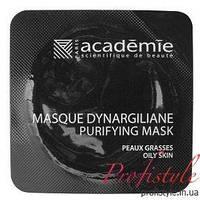 Очищающая глиняная маска Academie MASQUE DYNARGILIANE 8*10 мл
