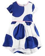 Платье нарядное арт.251G277 (Carter`s)