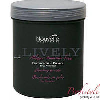 Осветляющая пудра для волос без аммиака 500 гр, Lively Bleaching Powder