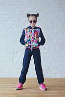 Красивые спортивные костюмы для девочек, фото 1