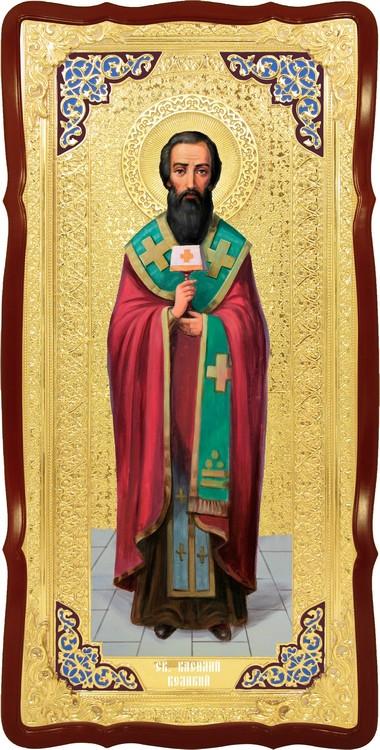Образ православної ікони - Святий Василій Великий