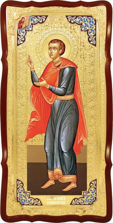 Велика ростова ікона Святий Боніфатій