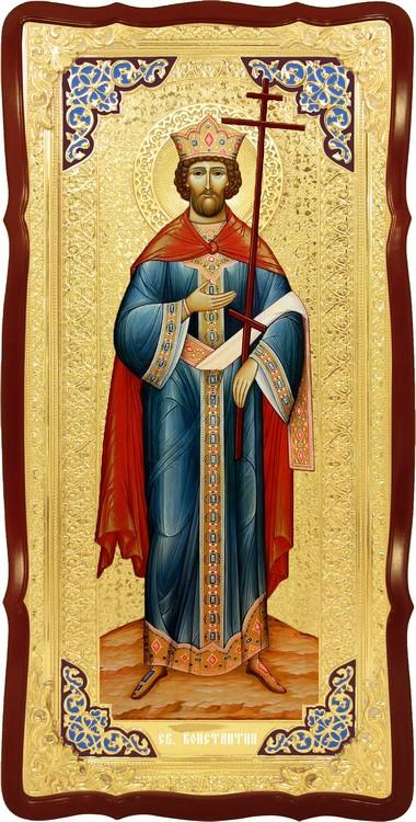 Велика ростова ікона Святий Костянтин