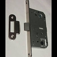 Защелка бесшумная Armadillo LH 96-50 wc мат.никель