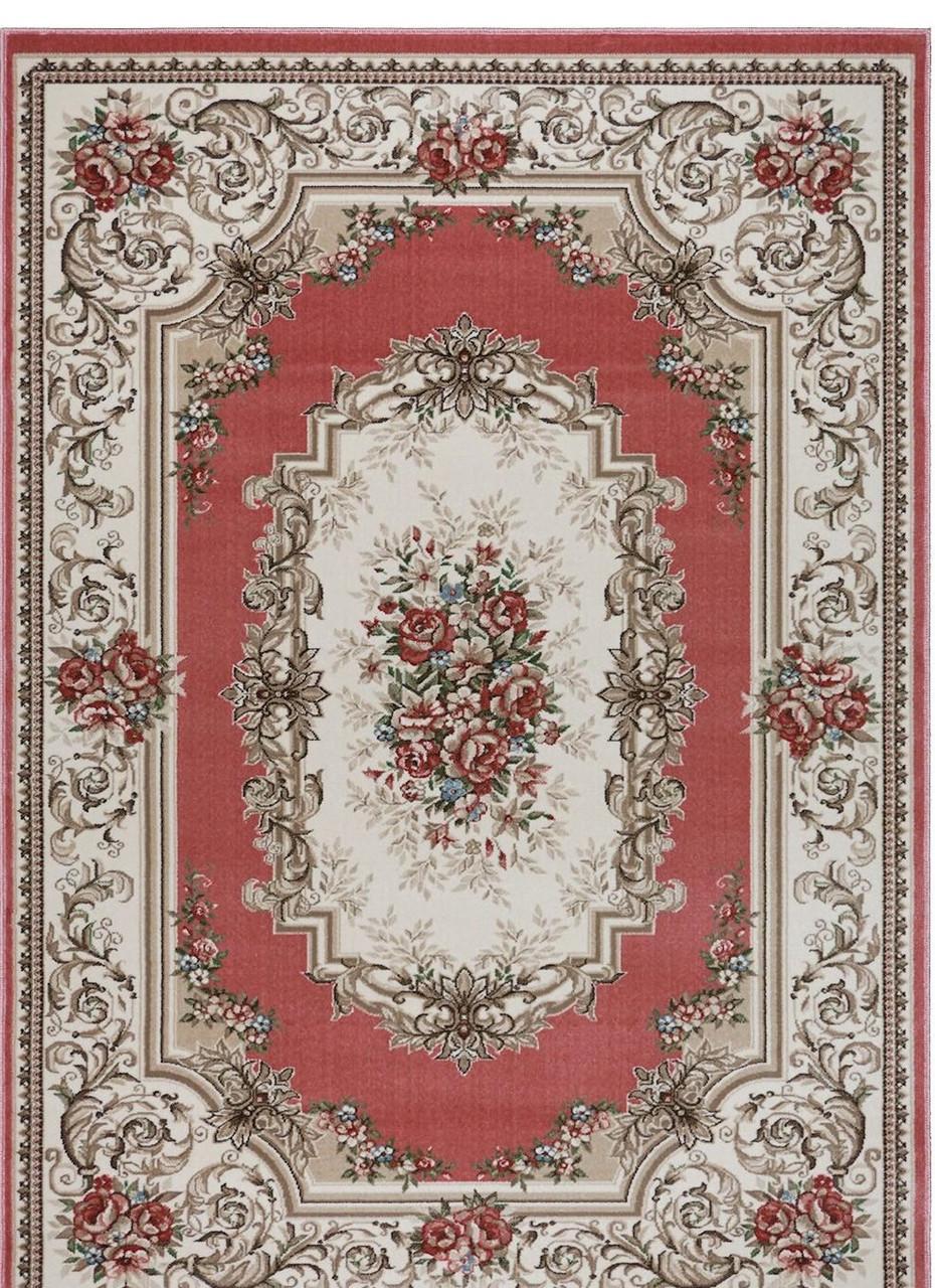 Ковёр Версаль, цвет красный