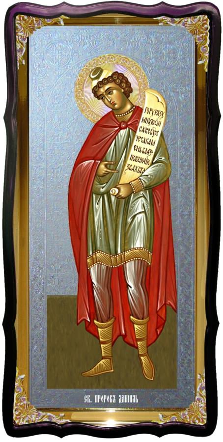 Святий пророк Даниїл велика храмова ікона
