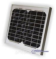 Сонячний фотомодуль Altek ALM-10M, 10 Вт, фото 1