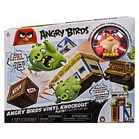 Уценка! Большой игровой набор Angry Birds. Оригинал Spin Master SM90506