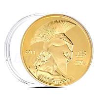 Сувенирная монета БИТКОИН  и569