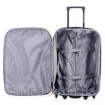Ультра-легкий тканевый чемодан 2-х колесах David Jones 1003  продажа ... 8861a3e58a4