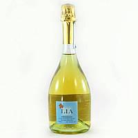 Игристое сухое вино LIA Spumante Prosecco Extra Dry 0.75 л.