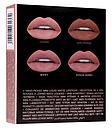 Набор жидких матовых помад Huda Beauty Nude Love Collection (мини) серия A, фото 2