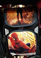 Рюкзак ортопедический для мальчиков первоклассников, Spider-Man