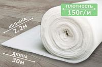 Синтепон в рулоне (150г/м2),наполнитель для производства верхней одежды, мягкой мебели, одеял