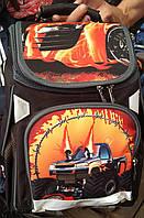 Рюкзак ортопедический для мальчиков первоклассников, Блеск и Монстромашины