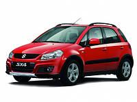 Фаркоп на автомобиль SUZUKI SX4 хетчбек 2006-2013