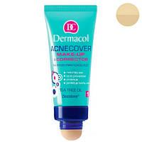 Тональный крем с корректором Dermacol Acnecover Make-Up and Corrector № 02